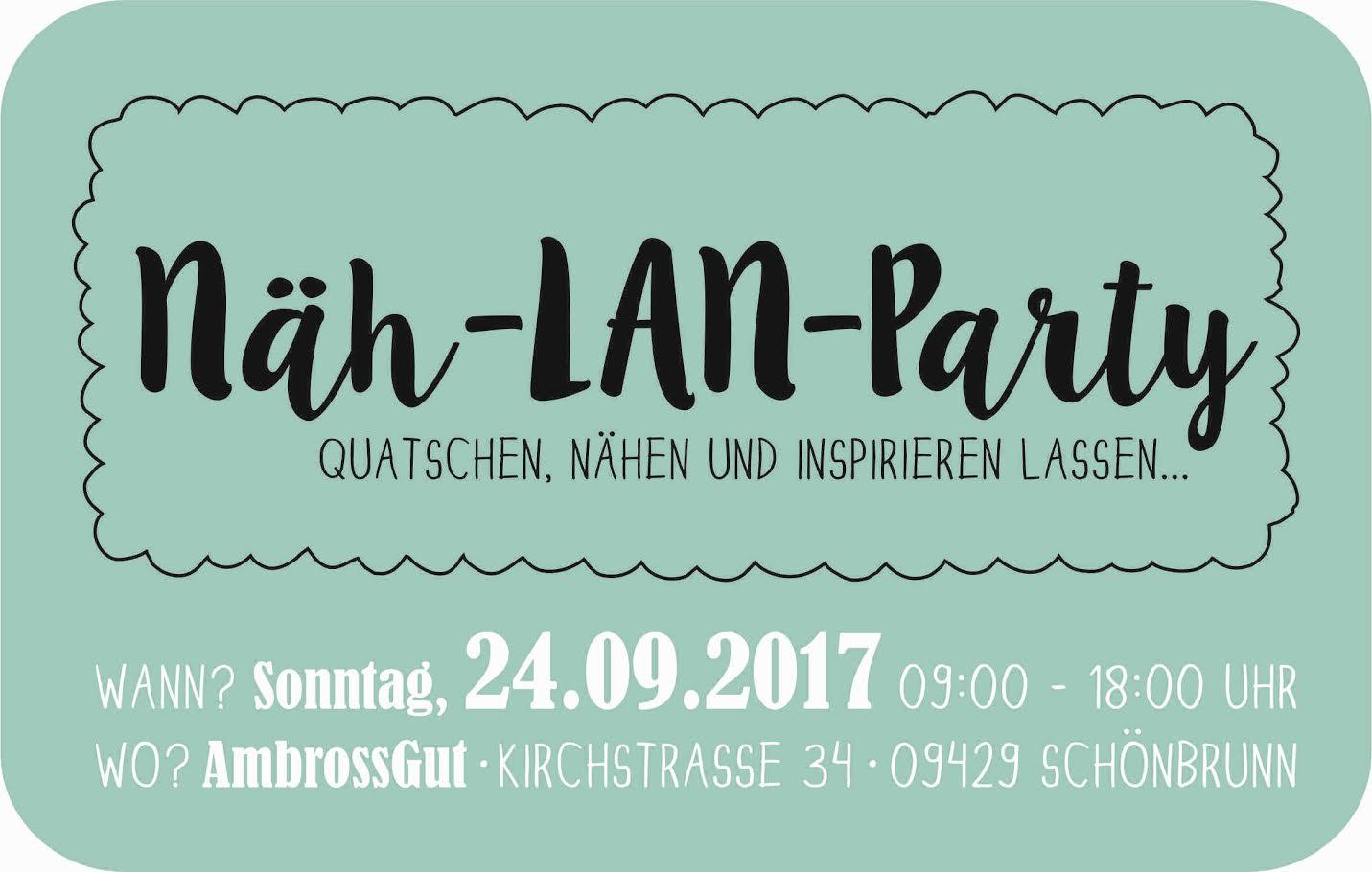 NähLAN-Party
