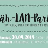 ☝️ NÄH-LAN-Party im Erzgebirge... {Part 5}